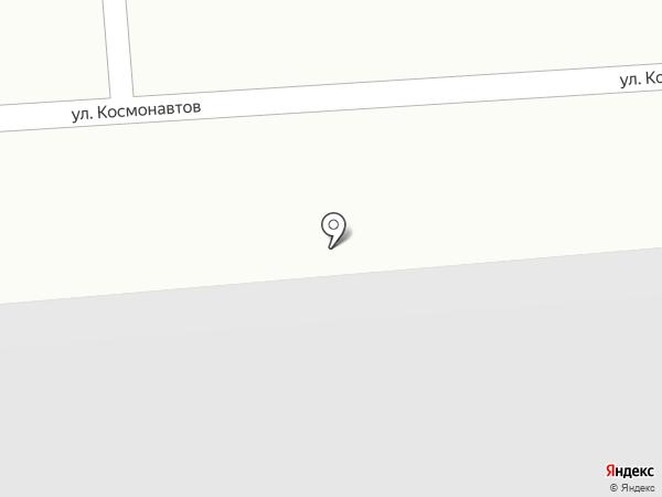 Меридиан на карте Стерлитамака