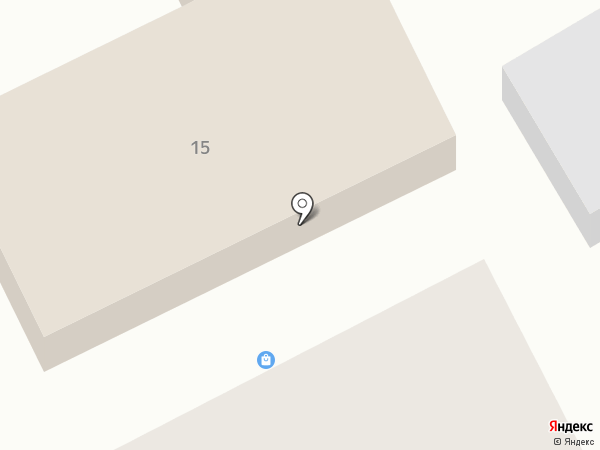 Виват на карте Чесноковки
