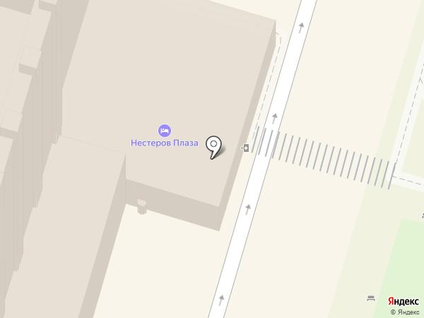 PRIME на карте Уфы