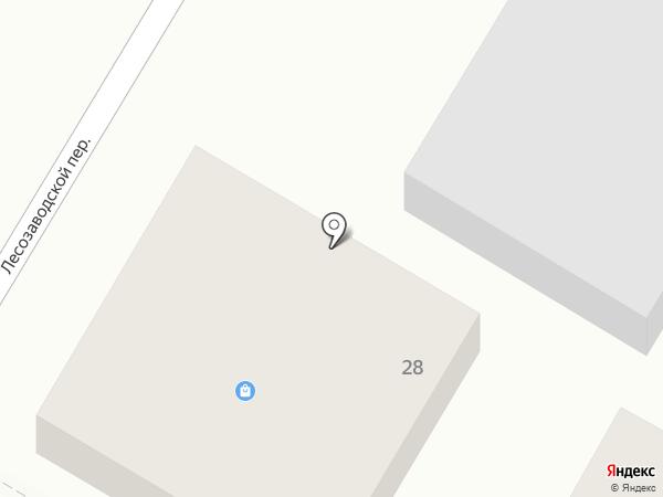 Ритуальный салон на карте Стерлитамака
