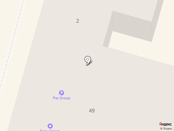Kumpan pizza на карте Уфы