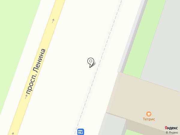 Тетрис на карте Стерлитамака
