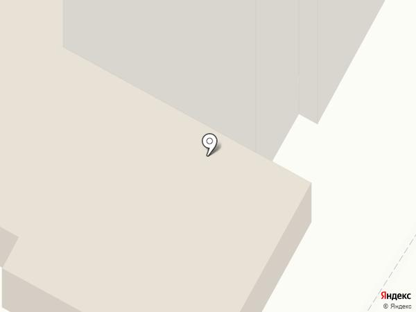 Бережок на карте Стерлитамака