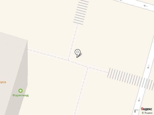 Хаджа на карте Уфы