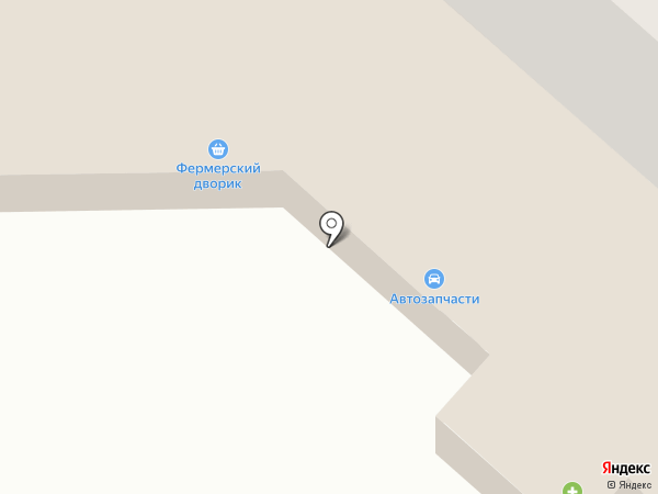 Магазин автозапчастей на карте Салавата