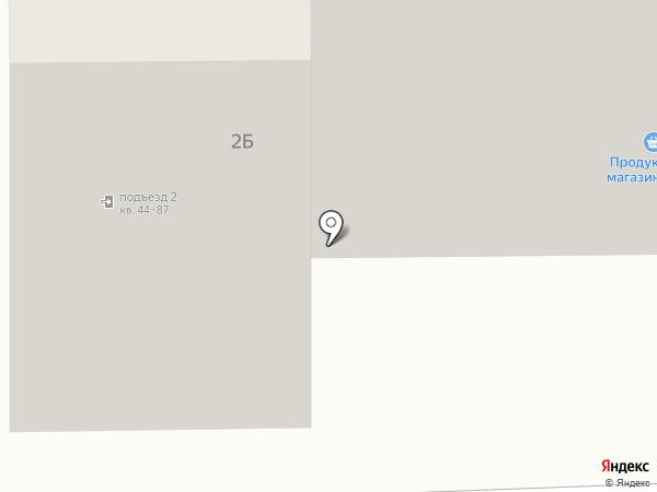Тулпар на карте Салавата