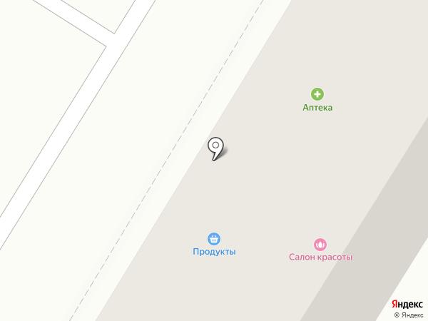 Салон красоты на карте Стерлитамака