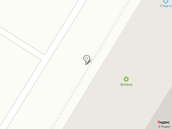 Аптека на карте Стерлитамака