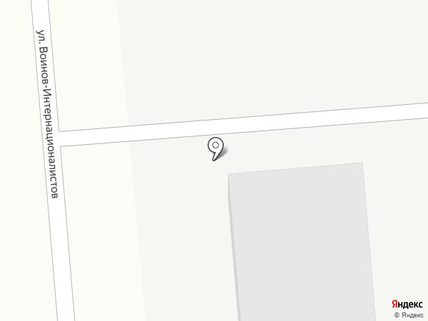 Сиаф-Прибор, ЗАО на карте Стерлитамака