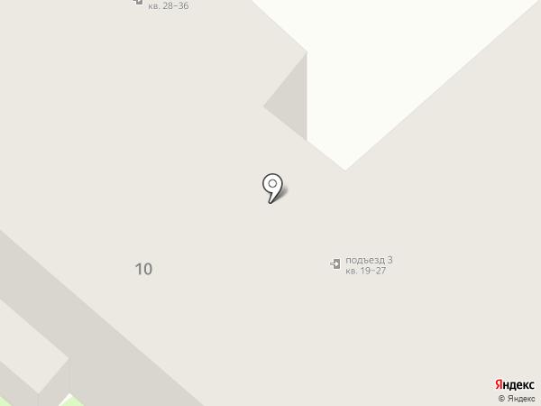 Комплексный адаптационный центр на карте Перми