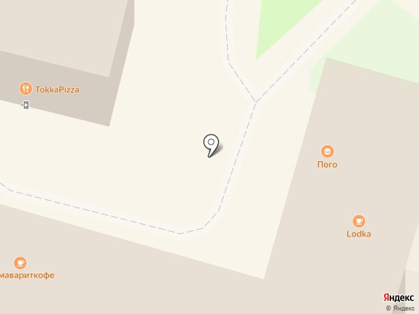 Неон-Лайт-Уфа на карте Уфы