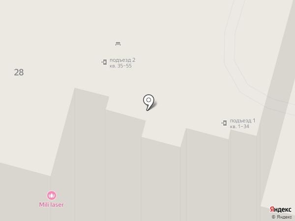 4U на карте Уфы