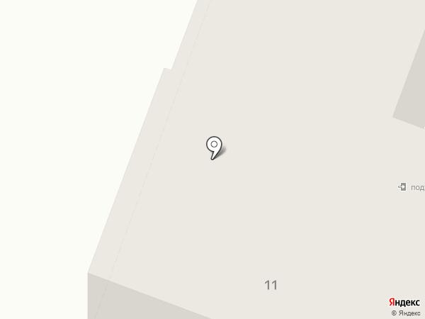 Агентство юридических услуг на карте Стерлитамака