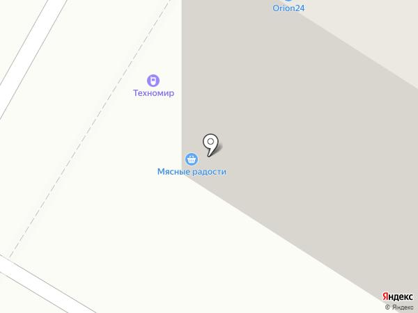 HOTWAY на карте Стерлитамака