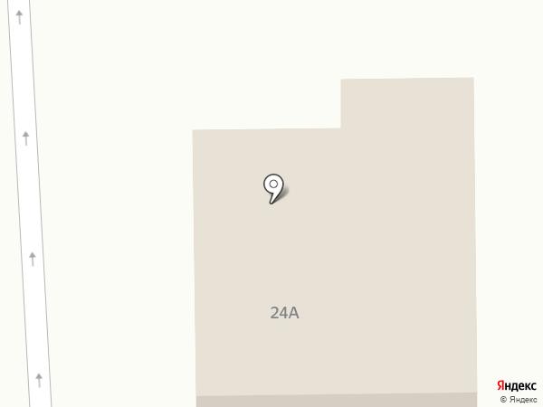 Салон ритуальных услуг на карте Стерлитамака