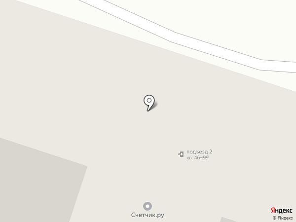 Адвокатский кабинет Рахмангулова Р.В. на карте Стерлитамака