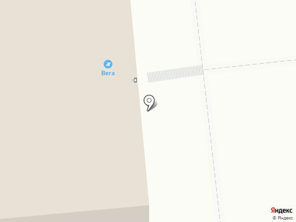 Алмаз, МАУ на карте Салавата