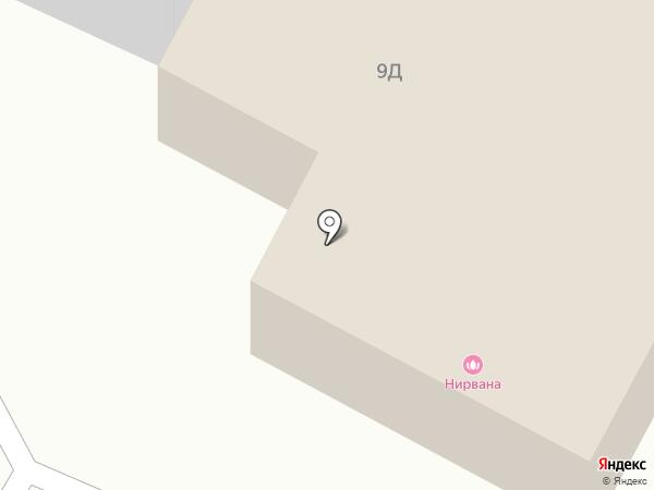 Nirvana на карте Стерлитамака