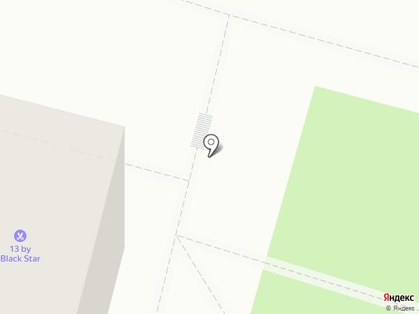 Рошфор на карте Уфы
