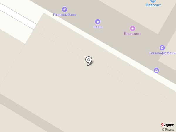АСМ-Мебель на карте Стерлитамака