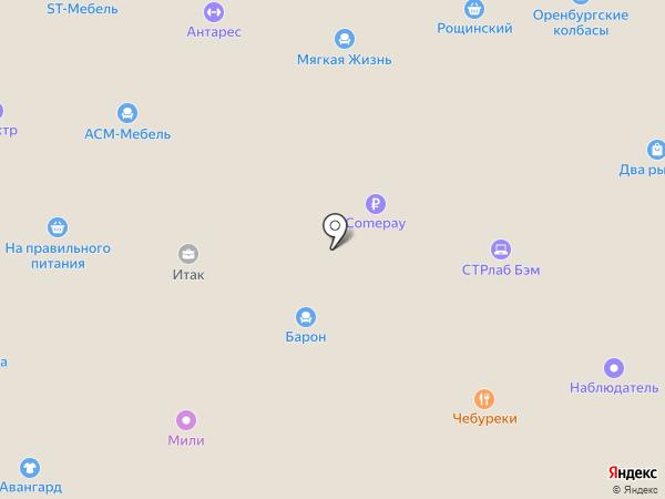 Магазин электротехники на карте Стерлитамака