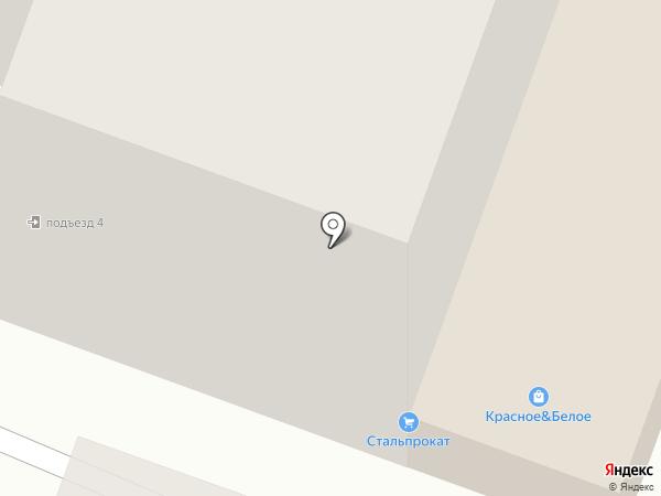 Рублевъ на карте Стерлитамака