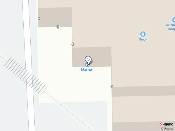 Кроха на карте Салавата