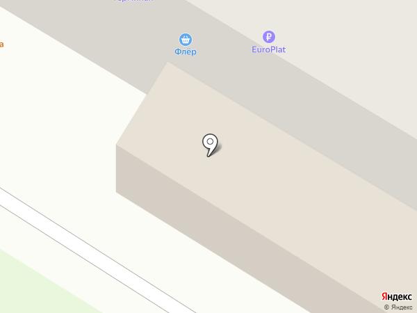 Лада на карте Стерлитамака