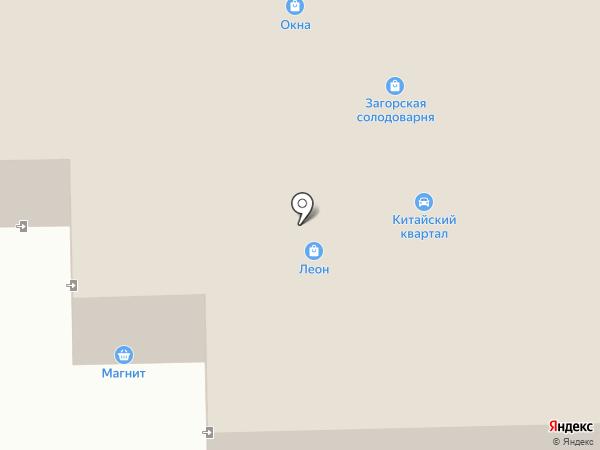 Leon на карте Салавата