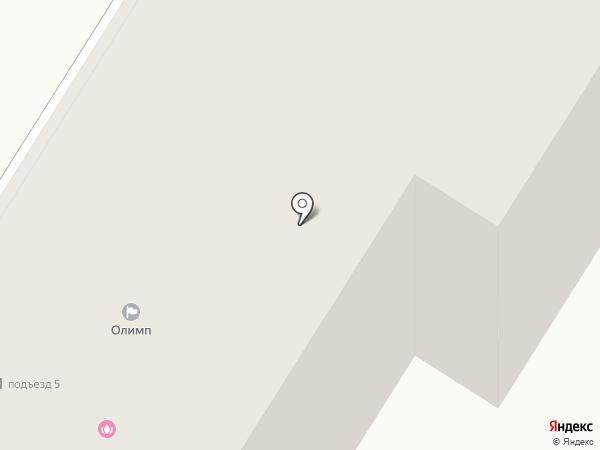 Олимп, ТСЖ на карте Стерлитамака