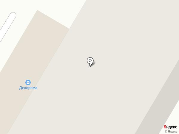 Металлографика на карте Стерлитамака