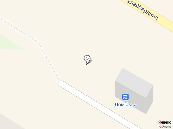ФИНАНСОВЫЙ ЦЕНТР на карте Стерлитамака