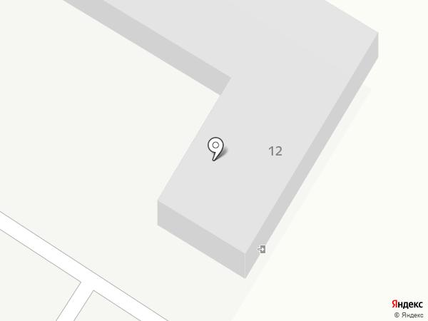 Башспирт на карте Стерлитамака