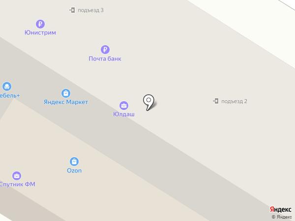 Офис-Класс на карте Стерлитамака