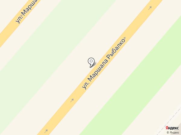 От бабы Любы на карте Перми