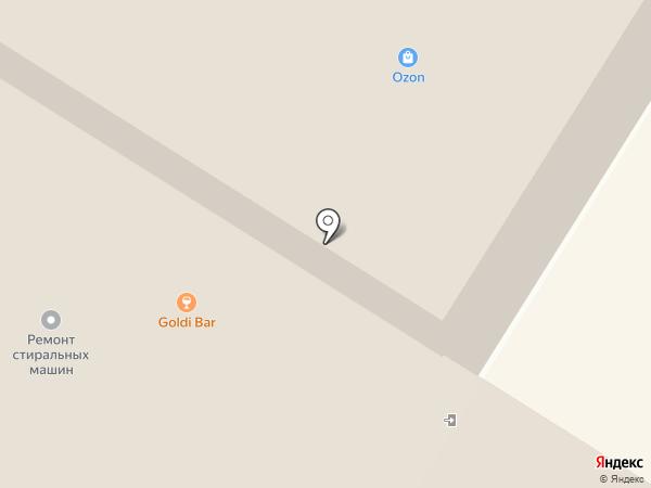 GOLDY BAR на карте Стерлитамака