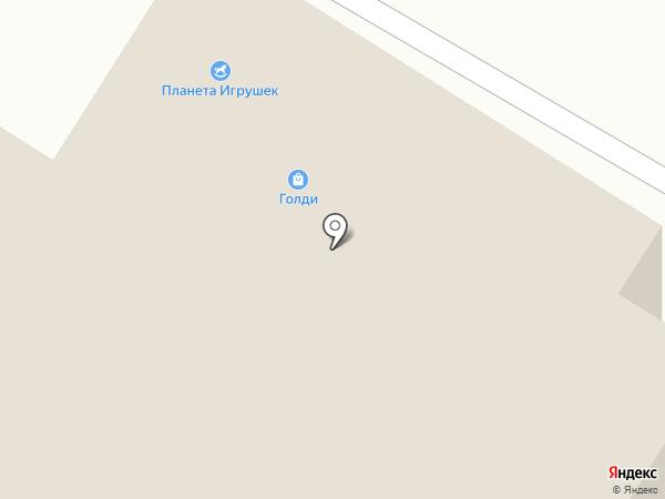 Планета Игрушек на карте Стерлитамака