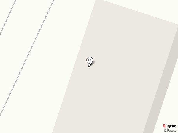 Инзерская дистанция электроснабжения на карте Стерлитамака