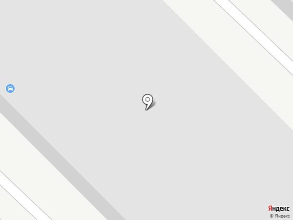 Центр авторемонта на карте Перми