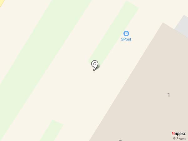 Золотая стрекоза на карте Стерлитамака