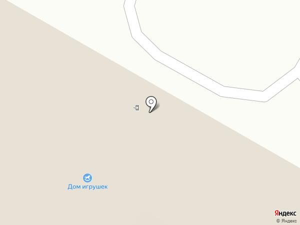 Дом игрушек на карте Стерлитамака