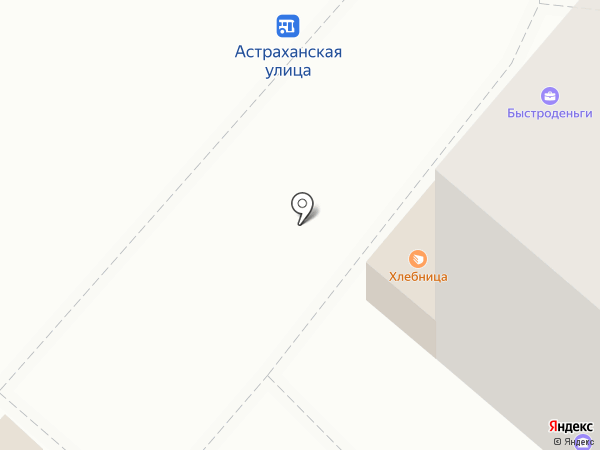 Почта Банк, ПАО на карте Перми