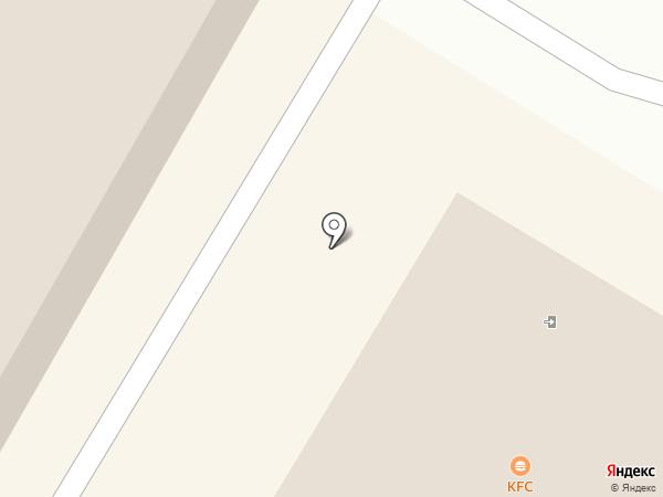 KFC на карте Стерлитамака