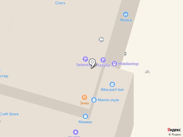 Beauty на карте Уфы