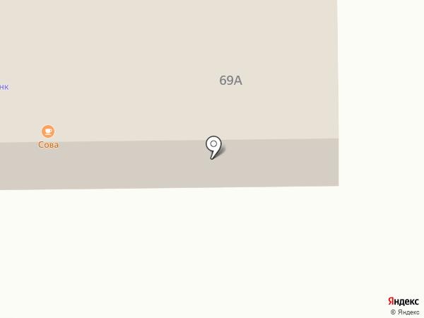Миледи на карте Салавата