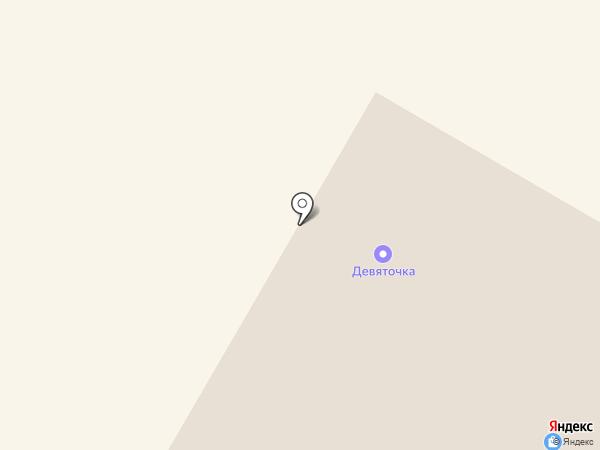 Расходка-СТР на карте Стерлитамака