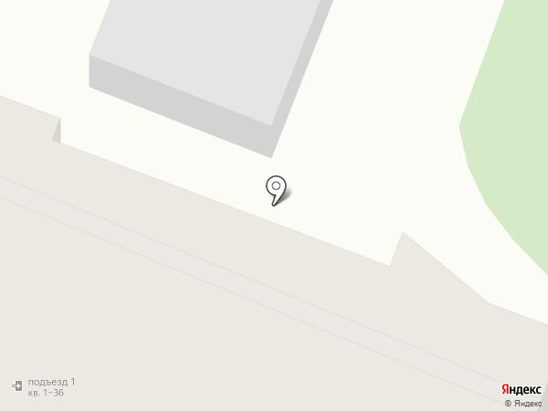 БашТермоКонтроль на карте Уфы