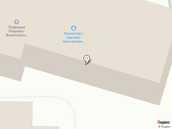 Иконная лавка на карте Салавата