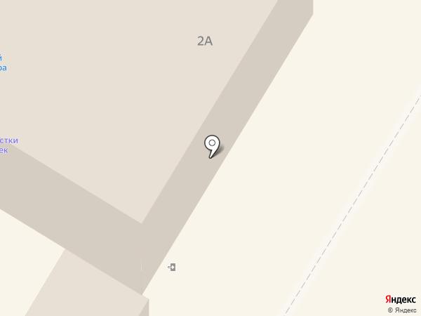 Киоск по продаже фастфудной продукции на карте Стерлитамака