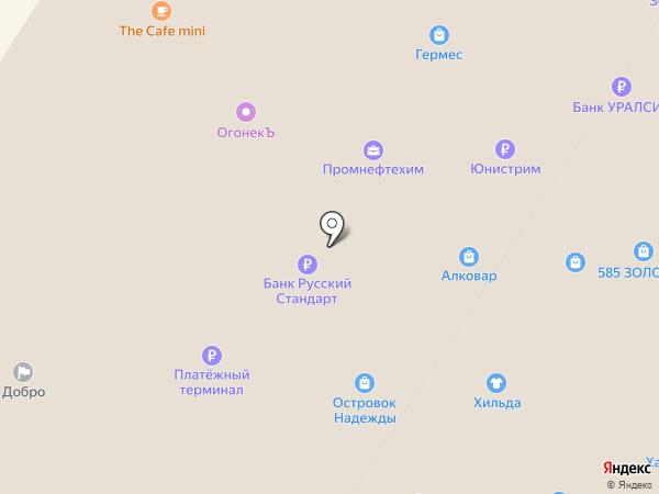Mobil-city на карте Стерлитамака